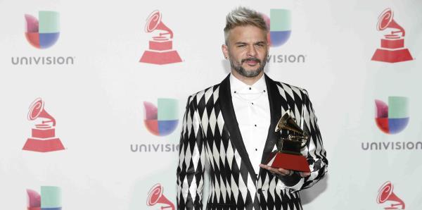 Pedro Capó, Daddy Yankee y Víctor Manuelle reciben sus primeros Latin Grammy