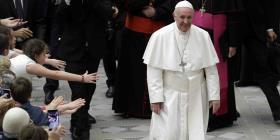 """Papa compara aborto a  """"contratar a un sicario"""""""