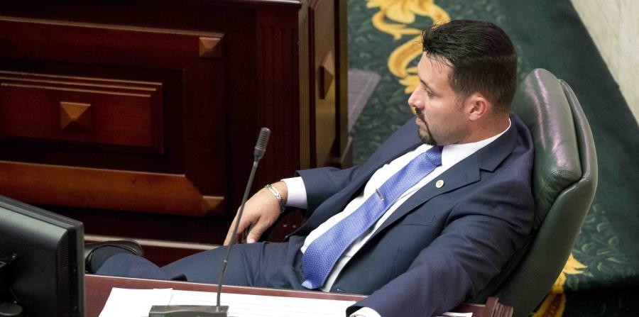 El exprepresentante del PNP, Samuel Pagán (horizontal-x3)