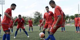 Elgy Morales es el nuevo entrenador de la Selección masculina de fútbol
