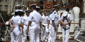 Agreden a un tripulante del buque escuela de España que atracó en Viejo San Juan