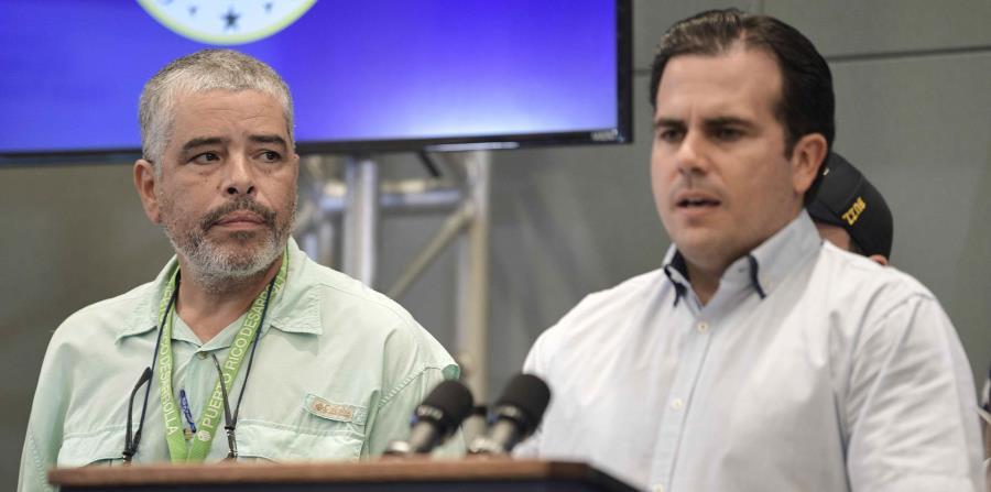 Rosselló y Ricardo Ramos deben comparecen ante el Congreso esta próximo martes. (Archivo / GFR Media) (horizontal-x3)