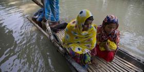 Las lluvias del monzón dejan 160 muertos en el sur de Asia
