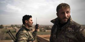 Fuerzas sirias aseguran que ISIS tiene cautivos a mil civiles