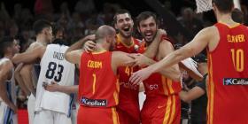 España se proclama campeona del mundo del baloncesto