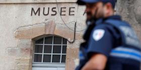 Detienen a un hombre que se atrincheró en un museo del sur de Francia