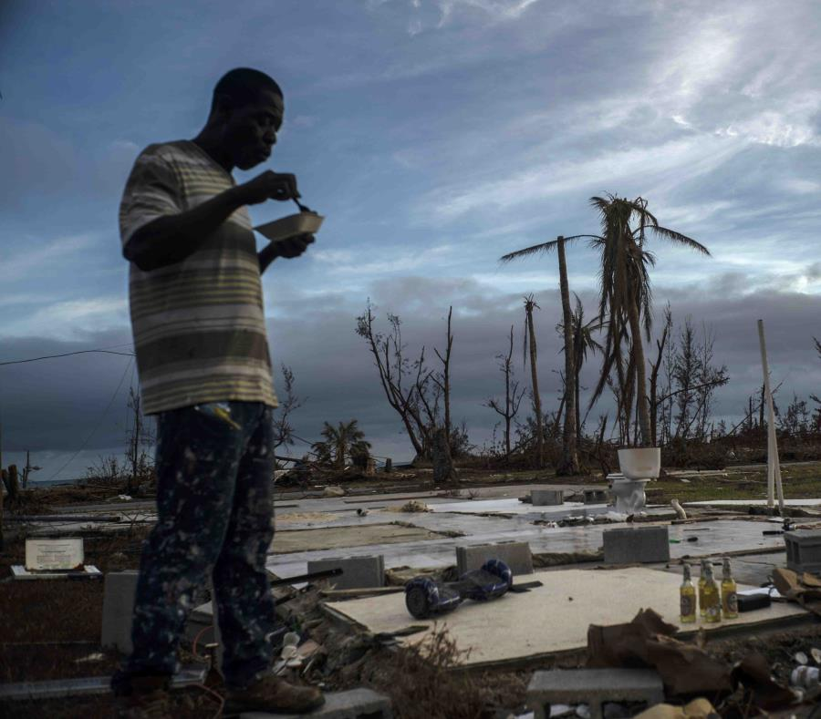 Se convierte Humberto en huracán categoría 1 Global Sep 16 , 2019