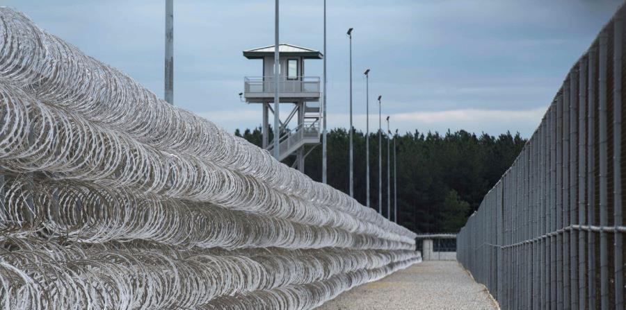 Imagen de una prisión en Carolina del Sur (horizontal-x3)