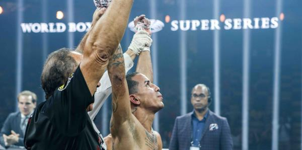Los mejores momentos de Manny Rodríguez frente a Jason Maloney