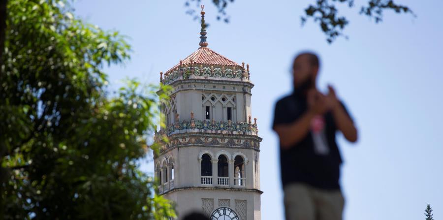 Los participantes plantean en el vídeo, que han difundido como parte de su iniciativa, que respaldar la institución universitaria significa apoyar el futuro de Puerto Rico. (horizontal-x3)