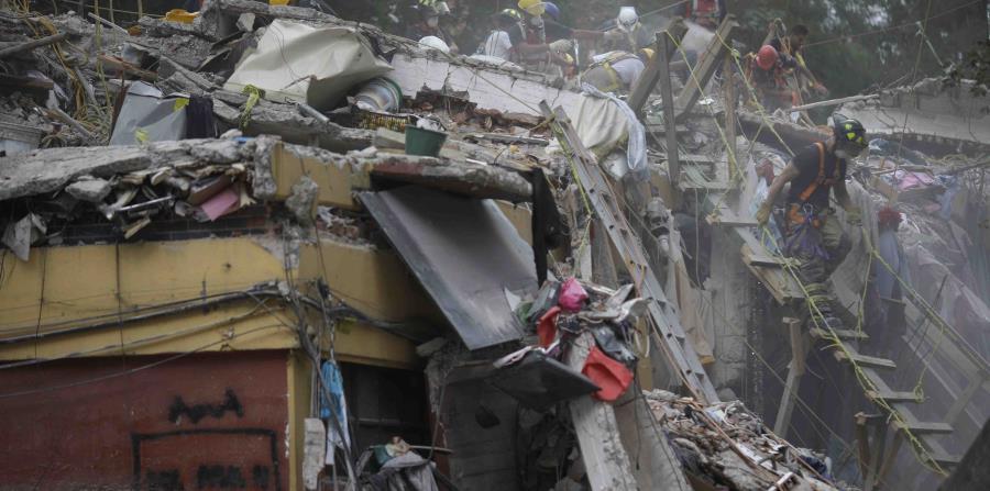 Los tres terremotos registrados en las últimas tres semanas en México han ocasionado más de 430 muertos (horizontal-x3)
