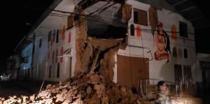 Terremoto de magnitud 8 sacude el nordeste de Perú