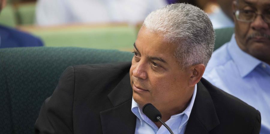Pedro Irene Maymí, presidente de la Unión Independiente Auténtica (UIA) de la Autoridad de Acueductos y Alcantarillados (AAA). (horizontal-x3)