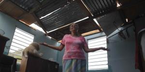 Familias en Juncos se unen para enfrentar la adversidad tras el temporal