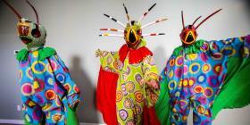Vejigantes loiceños engalanarán las fiestas de la SanSe en Orlando