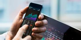 Al alcance del móvil el mercado bursátil