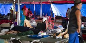 Unas 273 personas afectadas por los sismos continúan refugiadas en Peñuelas