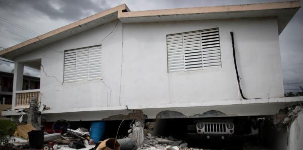 Hipoteca disponible solo para pueblos en zona de desastre