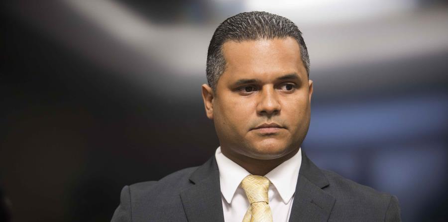 Rodríguez Ruiz también es investigado por alegadas irregularidades en la administración de su oficina en la Cámara. (horizontal-x3)