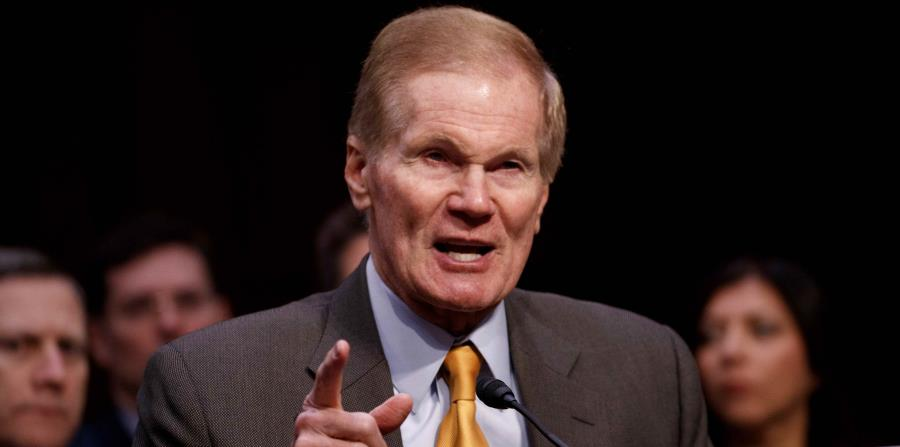 El senador demócrata por Florida, Bill Nelson, dijo que la medida asegurará que las áreas más afectadas por un desastre reciban la asistencia correspondiente. (EFE) (horizontal-x3)