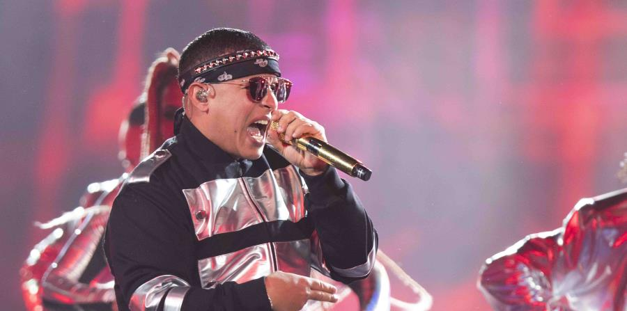 La primera edición reconoció la trayectoria musical de Daddy Yankee a nivel mundial (horizontal-x3)