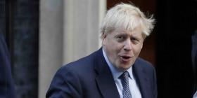 Boris Johnson, primer ministro británico, llega a un acuerdo financiero para divorciarse