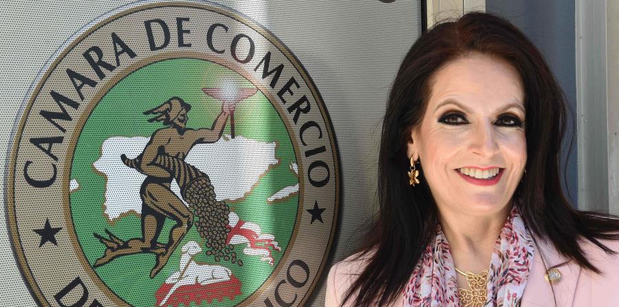 Alicia Lamboy Mombille es la presidenta de la Cámara de Comercio de Puerto Rico. (GFR Media) (horizontal-x3)