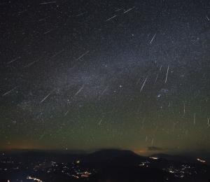 Prepárate para observar una lluvia de estrellas fugaces esta semana