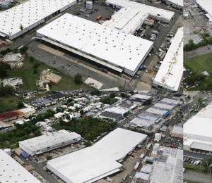 Bonistas de Puerto Rico adquieren cartera de propiedades industriales