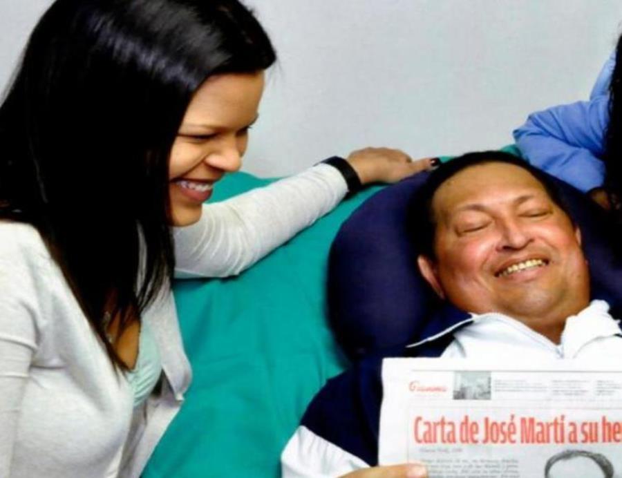 Hugo Chávez (semisquare-x3)