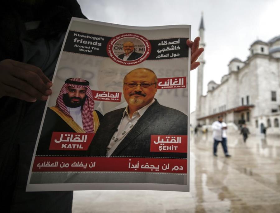 Una grabación de la CIA implica al príncipe saudí en la muerte de Khashoggi (semisquare-x3)