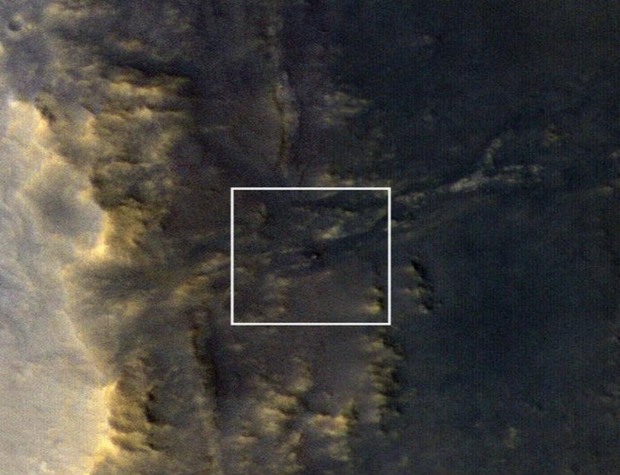 La Nasa detectó al robot Opportunity, desaparecido hace más de 100 días en Marte (semisquare-x3)