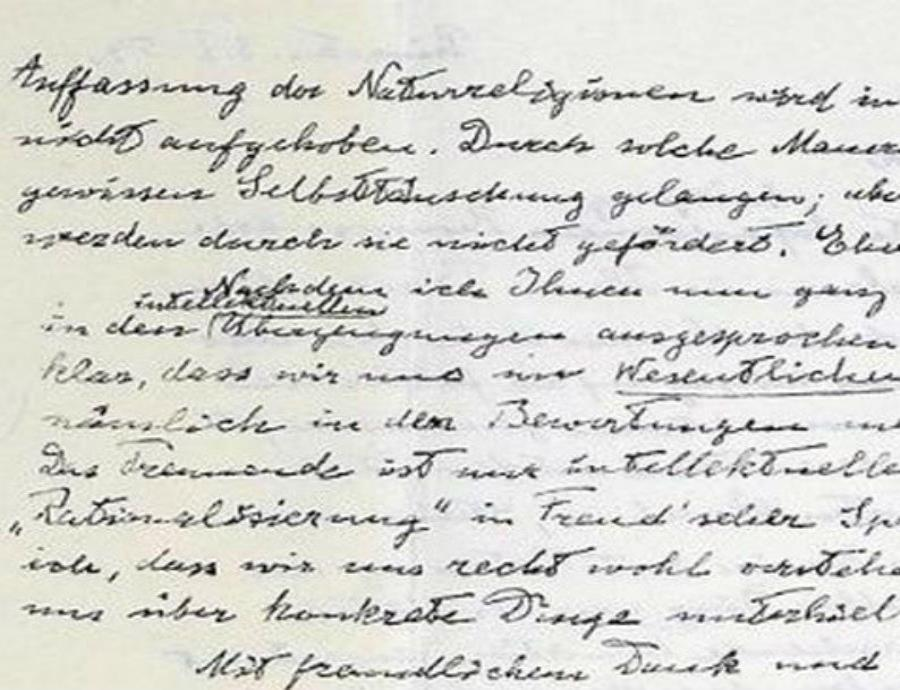 Subastarán una carta en la que Einstein niega la existencia de Dios (semisquare-x3)
