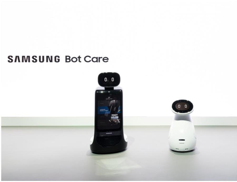 Robots: los grandes protagonistas del CES 2019 en Las Vegas (semisquare-x3)