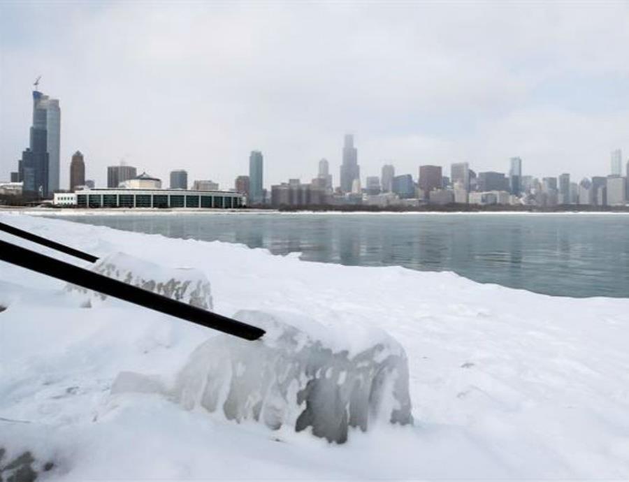 Esta ola de frío sería la más intensa en dos décadas para algunas regiones de Estados Unidos (semisquare-x3)