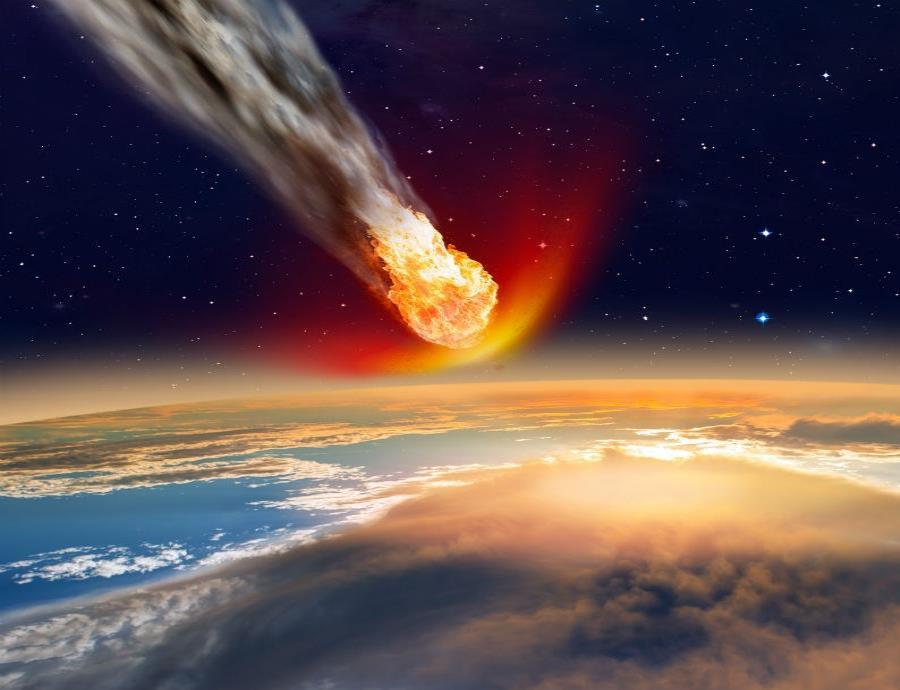 La única forma de obtener una extinción masiva global como esta es un efecto atmosférico