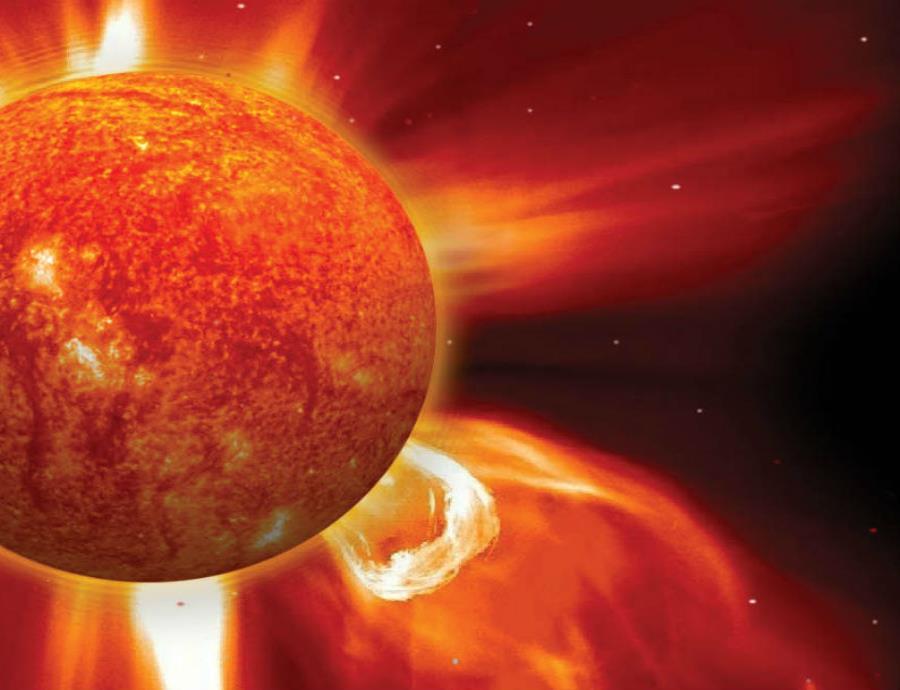Detecta la NASA explosión magnética nunca antes vista en el Sol