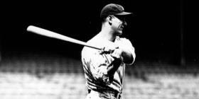 Pagan $1 millón por un bate de Lou Gehrig