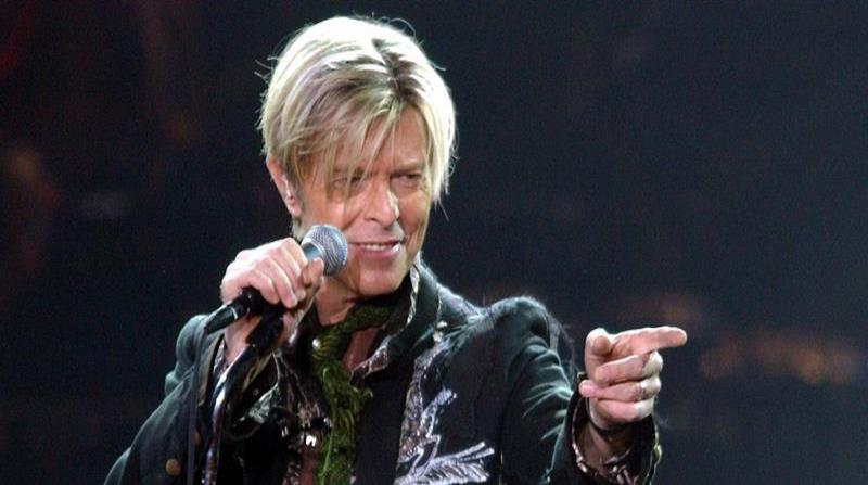La primera grabación de David Bowie fue hallada en una panera (horizontal-x3)