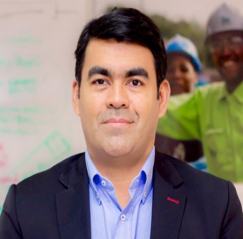 El ingeniero César Hernández presentará el caso de transformación de Medellín, Colombia, durante la convención (semisquare-x3)