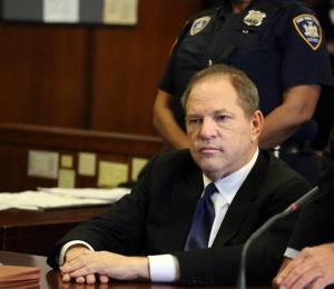 Un juez aprueba la demanda de tráfico sexual contra Harvey Weinstein