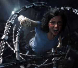 """Alita Battle Angel"" ofrece entretenimiento impredecible"