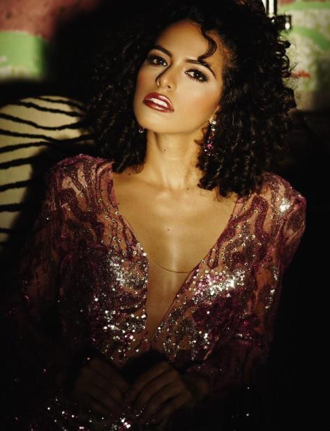 Yuanilie Alvarado González, estudiante de Comunicaciones y Relaciones Públicas, sostuvo que participar en el certamen de Miss Universe Puerto Rico fue una decisión espontánea. (Suministrada) (vertical-x1)