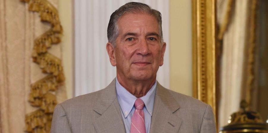 El exgobernador, Pedro Rosselló. (horizontal-x3)