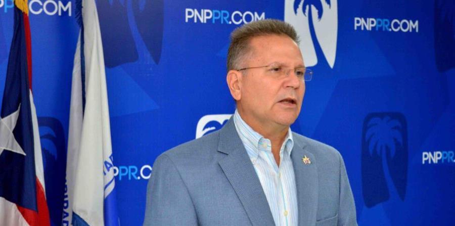 El representante del PNP, José Aponte Hernández (horizontal-x3)