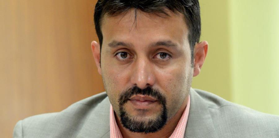 El representante del PNP, Samuel Pagán (horizontal-x3)