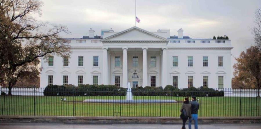 La Casa Blanca, en Washington D.C. (horizontal-x3)