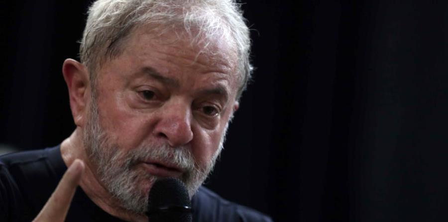 Lula cumple una condena de 12 años de prisión por corrupción y lavado de dinero (horizontal-x3)