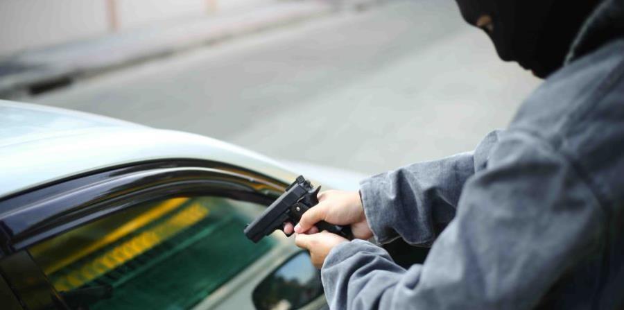 Los ladrones se llevaron un auto Hyundai del 2008. (GFR Media) (horizontal-x3)