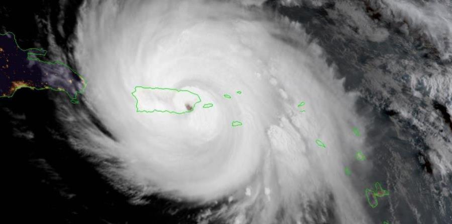 La temporada de huracanes en el Atlántico oficialmente comienza el 1 de junio y dura seis meses. (NOAA) (horizontal-x3)